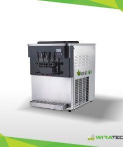 mesin es krim WIR825T - 3 Valve 30L/h Table Type New