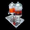 Juice Dispenser 2 Tank ZCF-302