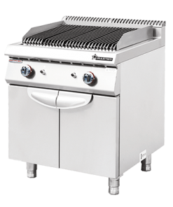 Commercial Gas Lava Rock Grill CKL-700G