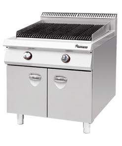Commercial Gas Lava Rock Grill CKL-900G